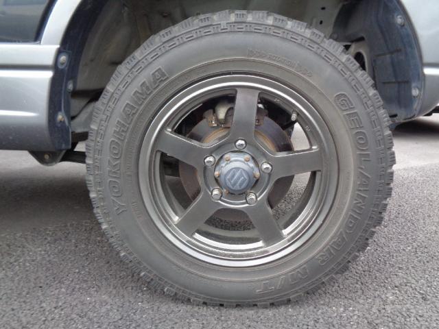 ランドベンチャー MT リフトアップ 社外アルミ 4WD キーレス シートヒーター ETC(19枚目)