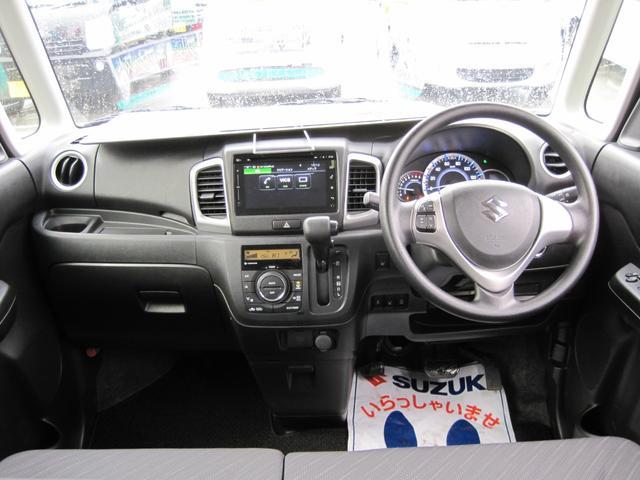 4WD X 純正ナビ Rカメラ Wパワスラ ブレーキアシスト(6枚目)