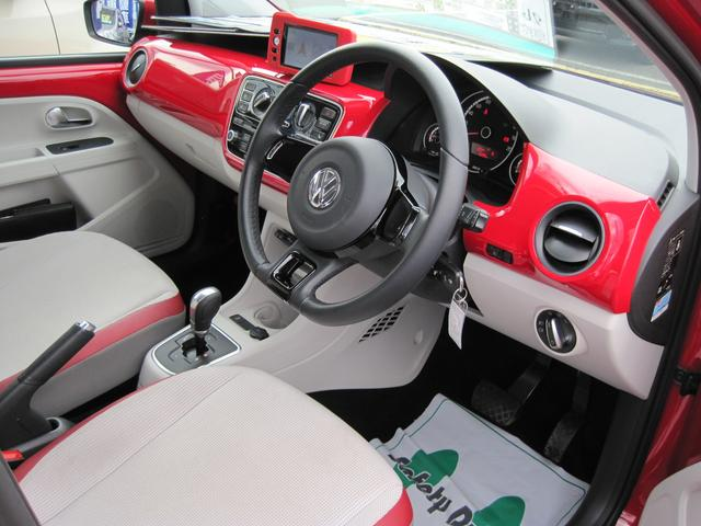 「フォルクスワーゲン」「VW アップ!」「コンパクトカー」「山形県」の中古車3
