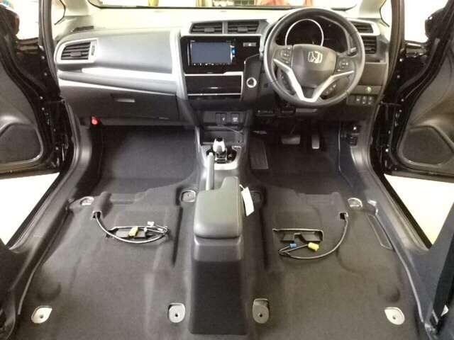 ホンダ フィットハイブリッド L ホンダセンシング ドライブレコーダー装着車