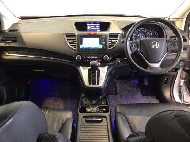 24G レザーパッケージ 横滑り防止装置 ナビ アルミ シートH クルコン スマートキー HID 4WD ETC HDDナビ フルセグ レザーシート バックモニター 横滑り防止 Pシート キーレス(15枚目)