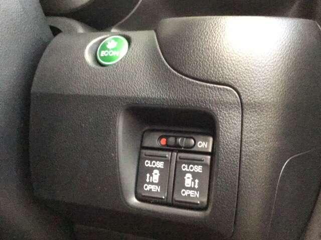 G SSパッケージ 両側電動スライドドア アルミ CD 両側パワースライドドア スマキー i-stop(10枚目)