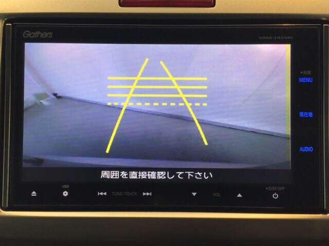ジャストセレクション 横滑り防止装置 ナビ 電動スライドドア 後カメラ CD HIDヘッドライト 横滑り防止 ナビTV DVD メモリーナビ キーレス i-stop ETC クルコン スマキ- 地デジフルセグ エアコン(6枚目)