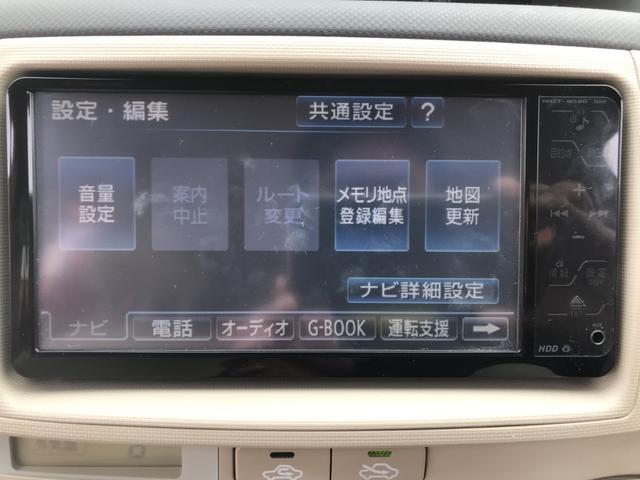 G ナビテレビETC スターター 両側電動スライド 3列席(10枚目)