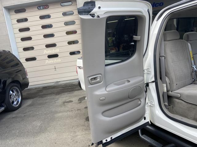 アクセスキャブ SR5 4WD 実走行証明書付 リフトアップ HDDナビ テレビ バックカメラ ETC トノカバー ルーフマーカーランプ サイドステップ キーレス 純正マット 防水マット ブルバー クルーズコントロール(29枚目)