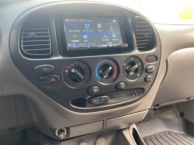 アクセスキャブ SR5 4WD 実走行証明書付 リフトアップ HDDナビ テレビ バックカメラ ETC トノカバー ルーフマーカーランプ サイドステップ キーレス 純正マット 防水マット ブルバー クルーズコントロール(58枚目)