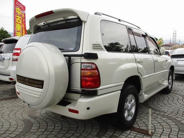 トヨタ ランドクルーザー100 VXリミテッド アクティブバケーション 4WD TV・ナビ
