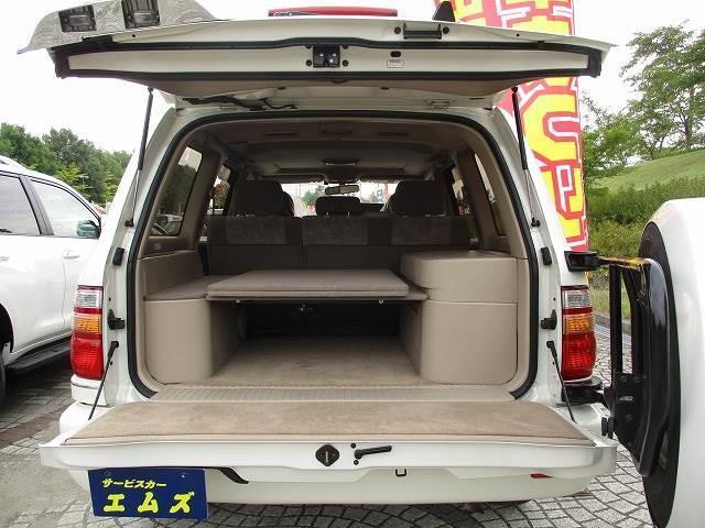 トヨタ ランドクルーザー100 ワゴン VXリミテッド アクティブバケーション 4WD