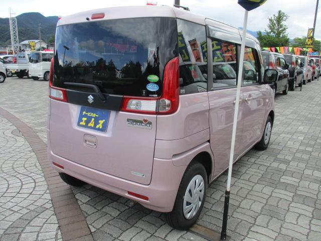 G 4WD CDデッキ シートヒーター スマートキー ETC(5枚目)
