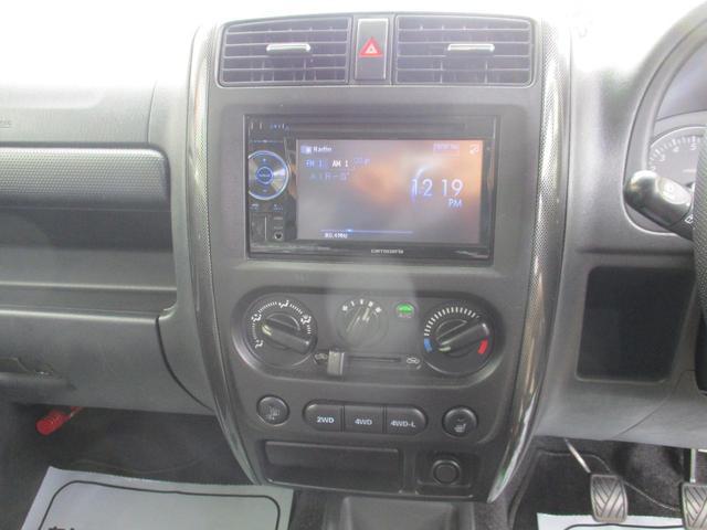 クロスアドベンチャーXC 4WD 5MT CDデッキ(11枚目)