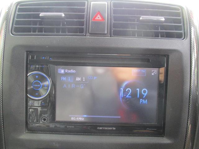 クロスアドベンチャーXC 4WD 5MT CDデッキ(12枚目)