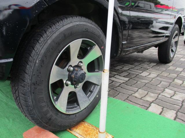 クロスアドベンチャーXC 4WD CD ETC 純正AW16(14枚目)