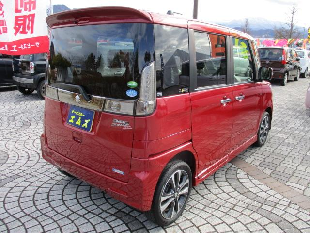 ターボ 4WD 純正15インチアルミ クルーズコントロール(5枚目)