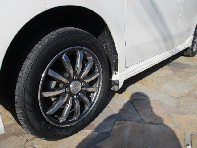 G・Aパッケージ 4WD ワンセグTV・メモリーナビ バックカメラ 純正AW14 衝突被害軽減ブレーキ アイドリングストップ 横滑り防止装置 ステアリングリモコン オートライト プッシュスタート スマートキー(8枚目)