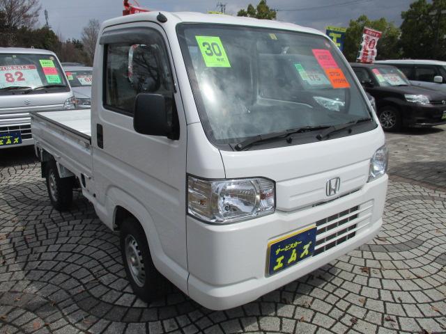 アタック 4WD 5MA エアコン パワステ ラジオ(3枚目)