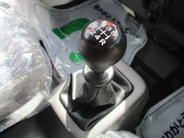 アタック 4WD 5MA エアコン パワステ ラジオ(9枚目)