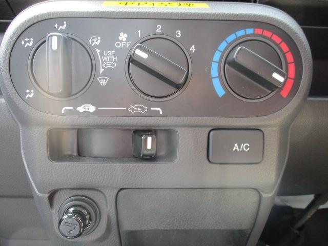 アタック 4WD 5MA エアコン パワステ ラジオ(12枚目)