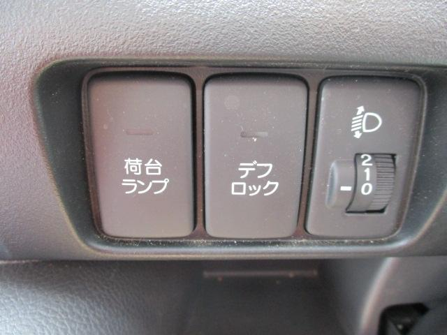 アタック 4WD 5MA エアコン パワステ ラジオ(13枚目)