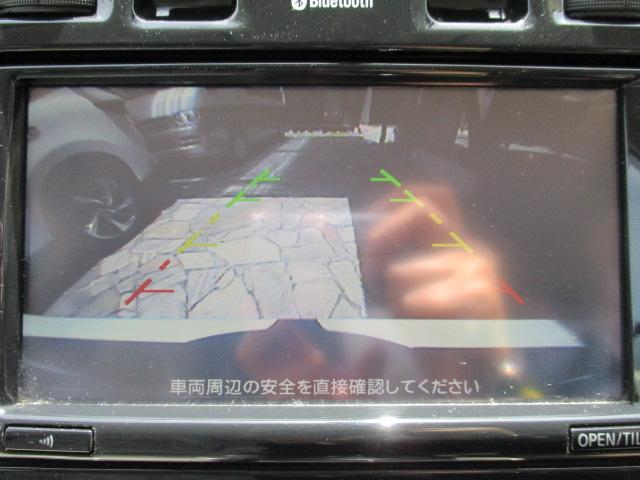 X フルセグTV・SDナビ バックカメラ 純正AW16(13枚目)