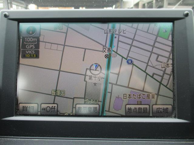 S フルセグTV・HDDナビ バックカメラ ETC 純正AW(11枚目)