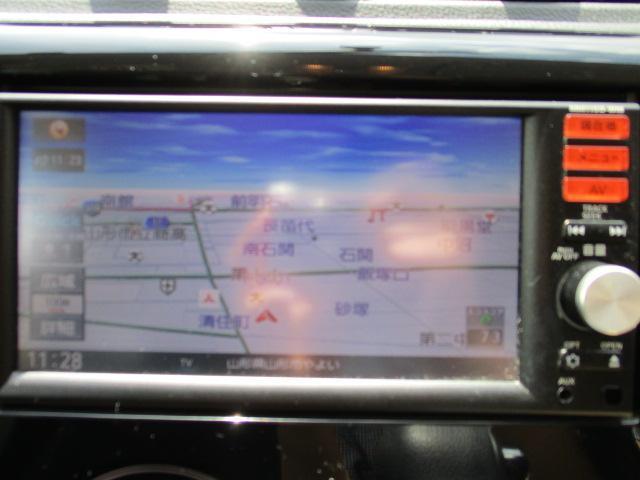 G 4WD フルセグTV・SDナビ バックカメラ AW14(11枚目)