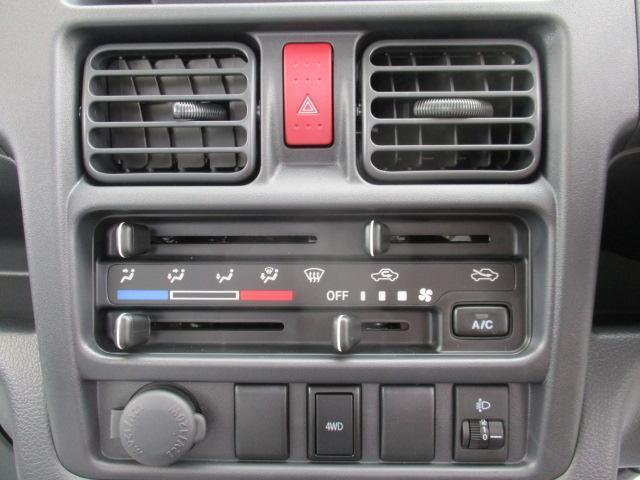 KCエアコン・パワステ 4WD 届出済未使用車 エアコン パワステ Wエアバッグ ABS ラジオ(13枚目)