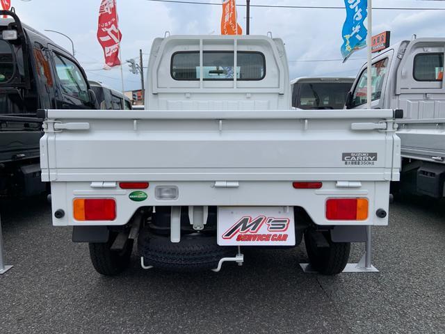KCエアコン・パワステ 4WD 届出済未使用車 エアコン パワステ Wエアバッグ ABS ラジオ(28枚目)