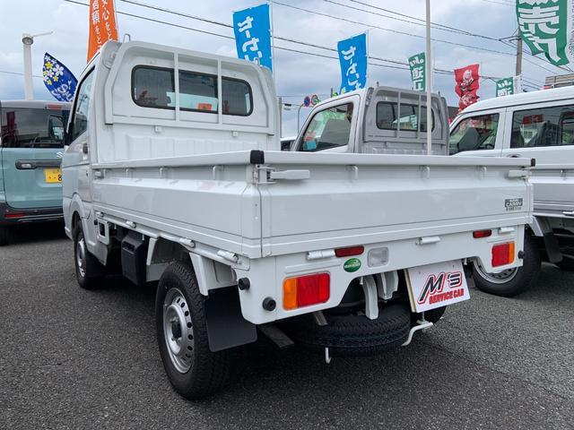 KCエアコン・パワステ 4WD 届出済未使用車 エアコン パワステ Wエアバッグ ABS ラジオ(29枚目)