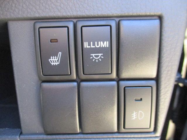 リミテッドII ワンオーナー CDデッキ バックカメラ 純正15インチアルミ シートヒーター オートライト HIDヘッドランプ フォグランプ プッシュスタート スマートキー イルミネーション AUX接続可(18枚目)
