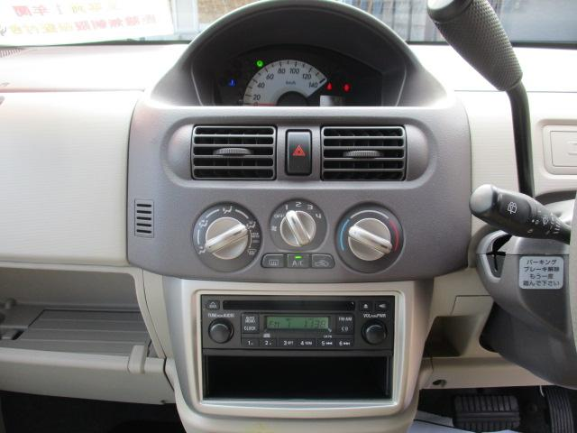 S FOUR 4WD CDデッキ シートヒーター キーレス(11枚目)