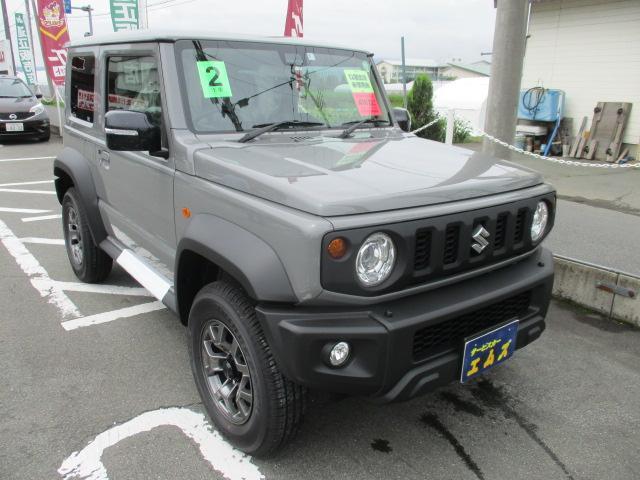 「スズキ」「ジムニーシエラ」「SUV・クロカン」「山形県」の中古車4