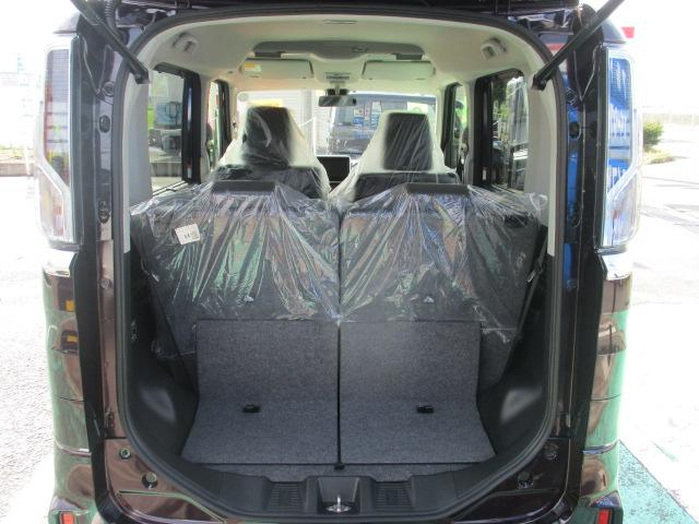 ハイブリッドXS 4WD 届出済未使用車 衝突被害軽減ブレーキ 純正15インチアルミ クリアランスソナー レーンアシスト シートヒーター 両側電動スライドドア オートライト アイドリングストップ LEDヘッドランプ(34枚目)