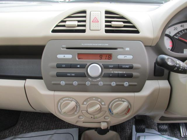 F 4WD ワンオーナー 5MA CDデッキ キーレス(11枚目)