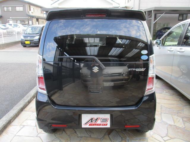 X 4WD フルセグTV・SDナビ ETC 純正14インチアルミ シートヒーター HIDヘッドライト プッシュスタート スマートキー エンジンスターター(6枚目)