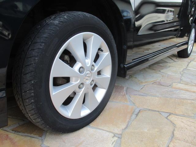 X 4WD フルセグTV・SDナビ ETC 純正14インチアルミ シートヒーター HIDヘッドライト プッシュスタート スマートキー エンジンスターター(8枚目)