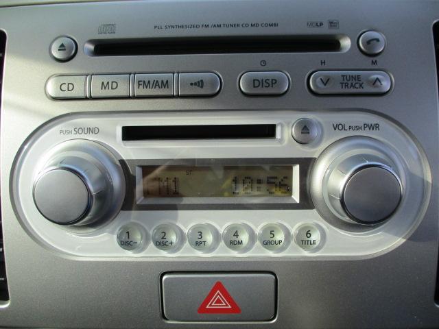 X CD・MDデッキ ETC 社外13インチアルミ スマートキー(11枚目)