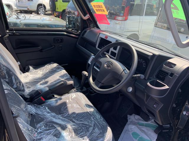 ジャンボSAIIIt 4WD 届出済未使用車 エアコン パワステ パワーウィンドウ Wエアバック ABS 衝突被害軽減ブレーキ 横滑り防止装置 キーレス LEDヘッドランプ 荷台ランプ(8枚目)