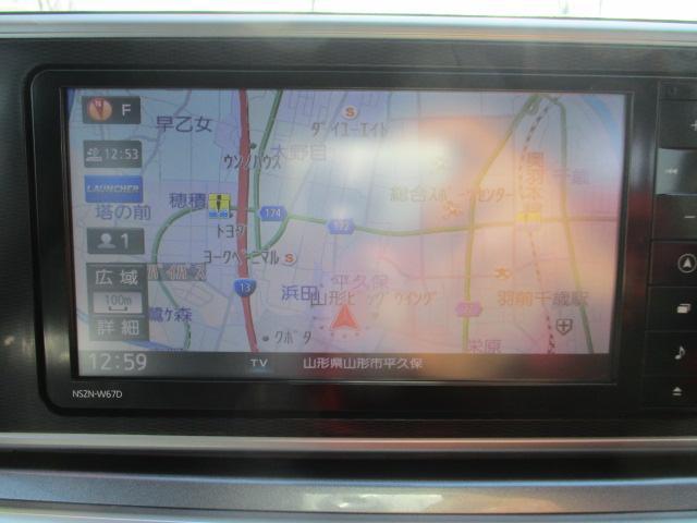 アクティバG SAII 4WD フルセグTV・SDナビ ETC 純正AW15 衝突被害軽減ブレーキ ダウンヒルアシスト ステアリングリモコン オートライト プッシュスタート アイドリングストップ USB・Bluetooth(10枚目)