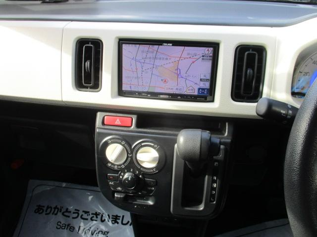 S 4WD SDナビ バックカメラ ETC 衝突被害軽減ブレーキ レンタカーアップ シートヒーター アイドリングストップ 横滑り防止装置 キーレス USB接続可(8枚目)