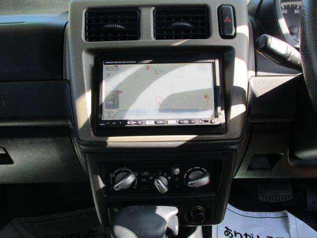 アクティブフィールドエディション ターボ 4WD ワンセグTV・HDDナビ 社外15インチアルミ キーレス ABS フォグランプ(10枚目)