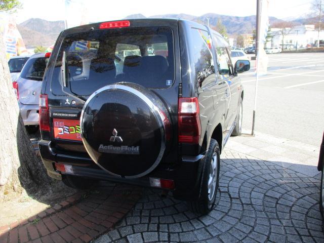 アクティブフィールドエディション ターボ 4WD ワンセグTV・HDDナビ 社外15インチアルミ キーレス ABS フォグランプ(22枚目)