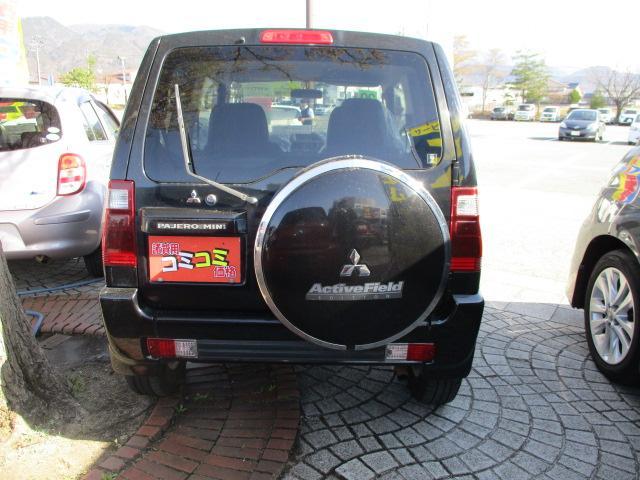 アクティブフィールドエディション ターボ 4WD ワンセグTV・HDDナビ 社外15インチアルミ キーレス ABS フォグランプ(23枚目)
