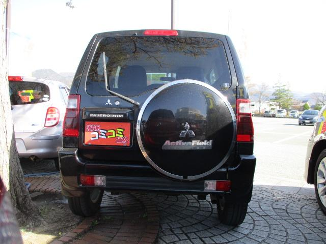 アクティブフィールドエディション ターボ 4WD ワンセグTV・HDDナビ 社外15インチアルミ キーレス ABS フォグランプ(29枚目)