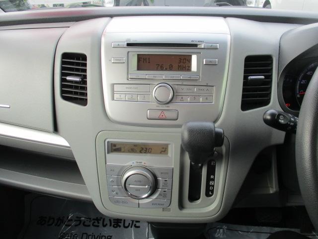 FXリミテッド 4WD 純正14AW CDデッキ プッシュスタート シートヒーター ABS(8枚目)