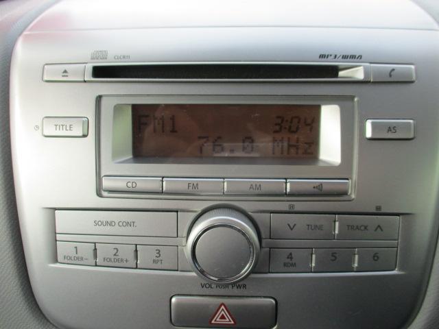 FXリミテッド 4WD 純正14AW CDデッキ プッシュスタート シートヒーター ABS(9枚目)