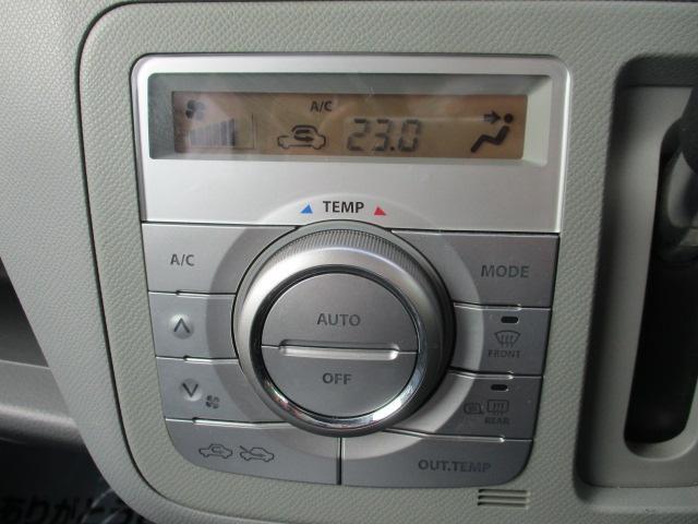 FXリミテッド 4WD 純正14AW CDデッキ プッシュスタート シートヒーター ABS(10枚目)