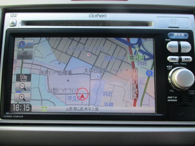 G エアロ ワンオーナー ワンセグTV・ナビ ETC HIDヘッドライト 社外14インチアルミ キーレス スライドドア アイドリングストップ オートライト(11枚目)