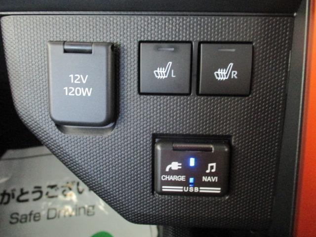 Gターボ ターボ バックカメラ ドラレコ 純正AW15 衝突被害軽減ブレーキ クリアランスソナー レーンアシスト サンルーフ クルーズコントロール ステアリングリモコン オートライト シートヒーター USB(12枚目)