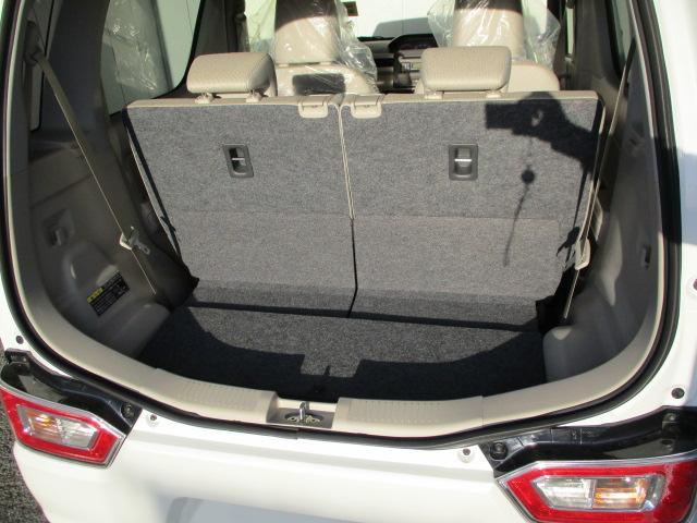 ハイブリッドFX 4WD ワンオーナー CDデッキ 衝突被害軽減ブレーキ レーンアシスト アイドリングストップ ヘッドアップディスプレイ オートライト AUX接続 プッシュスタート スマートキー(29枚目)