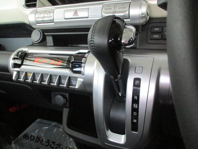 ハイブリッドMZ 4WD 純正16インチアルミ LEDヘッドライト クリアランスソナー クルーズコントロール プッシュスタート オートライト 衝突被害軽減ブレーキ ダウンフルアシスト スノーモード スポーツモード(18枚目)